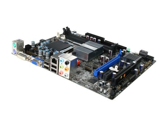 MSI G41M-P25 LGA 775 Intel G41 Micro ATX Intel Motherboard