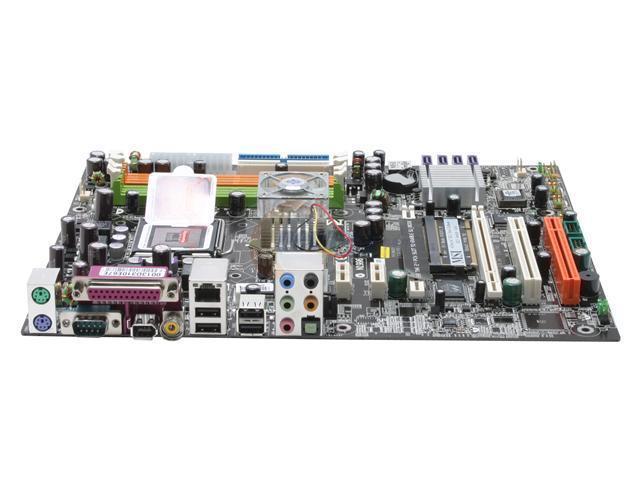 MSI P4N SLI-FI ATX Intel Motherboard