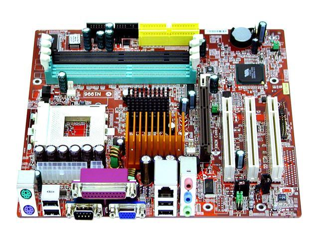 MSI KM2M Combo-L 462(A) VIA KM266 Micro ATX AMD Motherboard