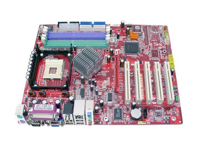 MSI 865G NEO2-PLS 478 Intel 865G ATX Intel Motherboard