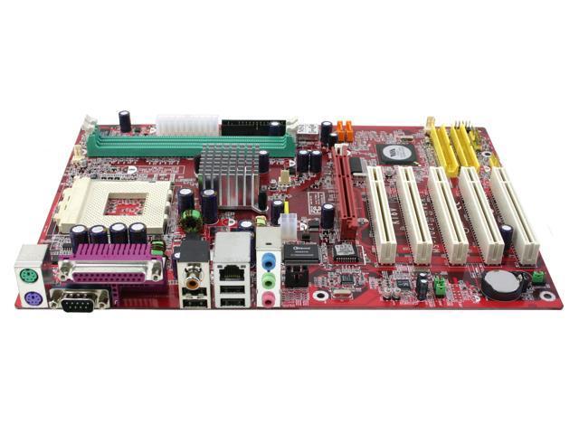 MSI KT6V-LSR 462(A) VIA KT600 ATX AMD Motherboard