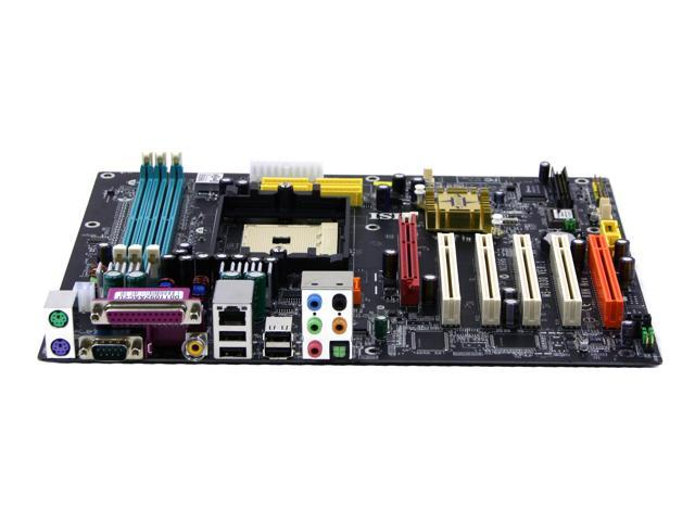 MSI K8N NEO-FSR 754 NVIDIA nForce3 250Gb ATX AMD ...