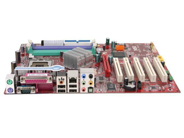 MSI 865PE Neo3-F ATX Intel Motherboard