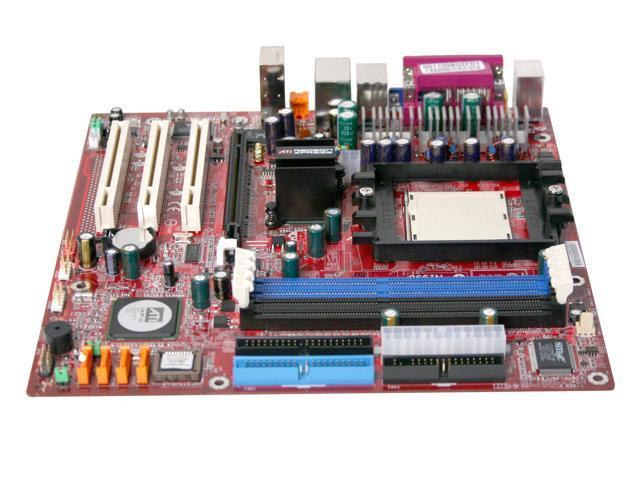 MSI RS480M2-IL Micro ATX AMD Motherboard