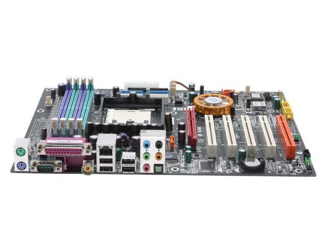 MSI K8N Neo2-F 939 NVIDIA nForce3 Ultra ATX AMD Motherboard