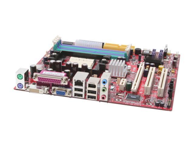 MSI K8NGM2-FID 939 NVIDIA GeForce 6150 Micro ATX AMD Motherboard