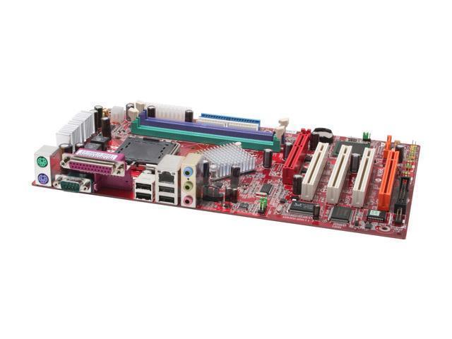 MSI 865PE Neo3-V LGA 775 Intel 865PE ATX Intel Motherboard