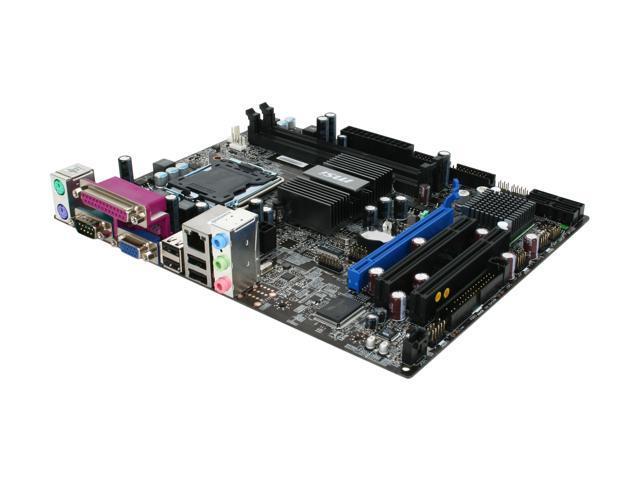 MSI G41M-P26 Micro ATX Intel Motherboard