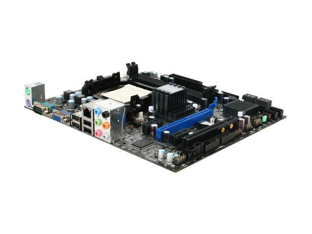 MSI 760GM-P33 Micro ATX AMD Motherboard