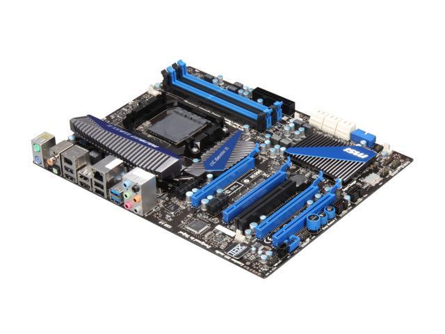 MSI 990FXA-GD80 ATX AMD Motherboard