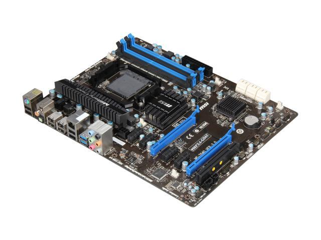 MSI 990FXA-GD65 ATX AMD Motherboard