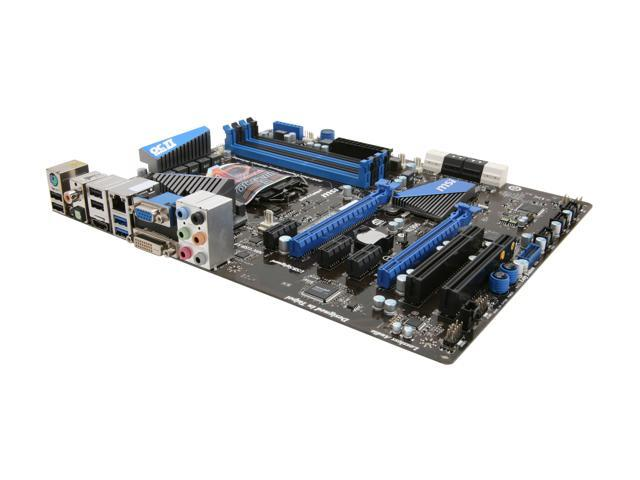 MSI Z68A-GD65 (G3) LGA 1155 Intel Z68 HDMI SATA 6Gb/s USB 3.0 ATX Intel Motherboard with UEFI BIOS