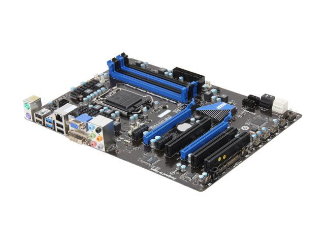 MSI Z68A-G43 (B3) LGA 1155 Intel Z68 SATA 6Gb/s USB 3.0 ATX Intel Motherboard with UEFI BIOS