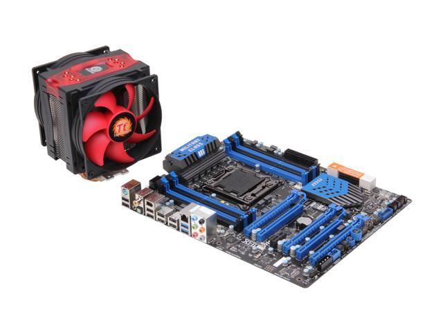MSI X79A-GD65(8D) Frio Adv LGA 2011 Intel X79 SATA 6Gb/s USB 3.0 ATX Intel Motherboard