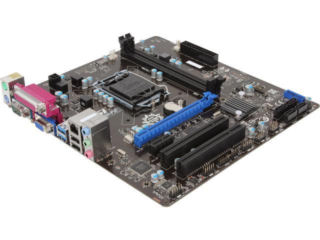 MSI CSM-B85M-P32 LGA 1150 Intel B85 SATA 6Gb/s USB 3.0 Micro ATX Intel Motherboard