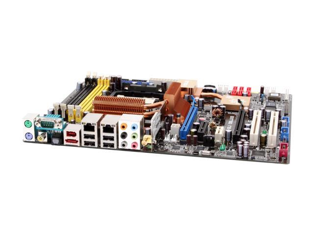 ASUS M2N32-SLI Deluxe Wireless Edition ATX AMD Motherboard