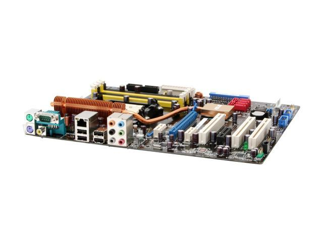 ASUS M2N-E AM2 NVIDIA nForce 570 Ultra MCP ATX AMD Motherboard