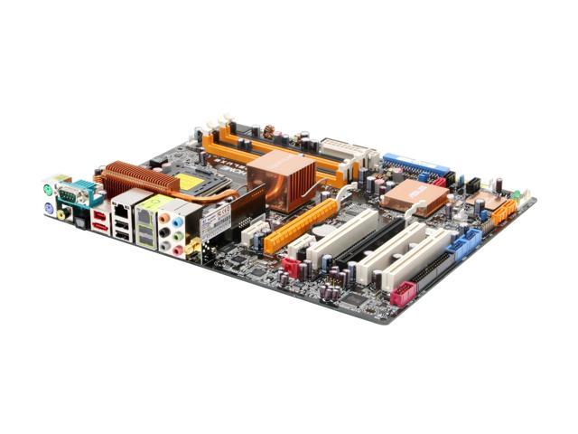 ASUS P5W DH DELUXE/WIFI-AP <GREEN> ATX Intel Motherboard