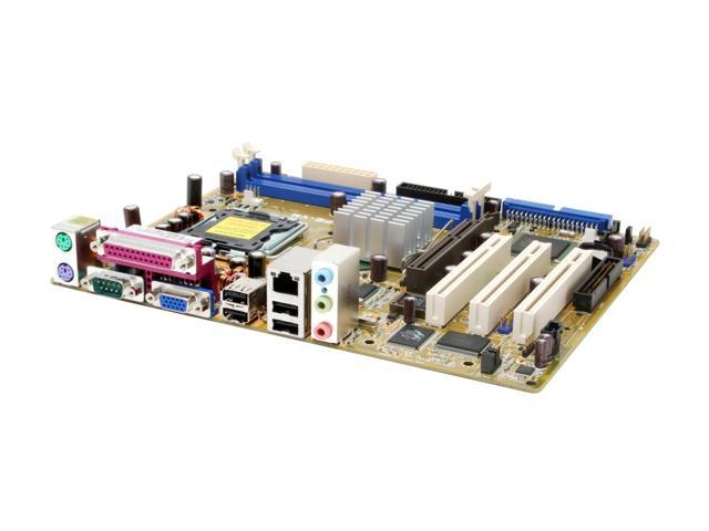 ASUS P5PE-VM Micro ATX Intel Motherboard