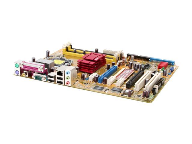 ASUS P5NSLI LGA 775 NVIDIA nForce 570 SLI Intel Edition ATX Intel Motherboard
