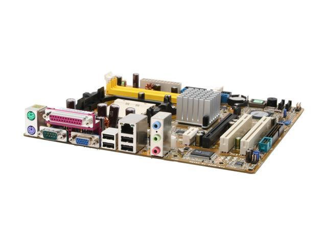 ASUS M2V-TVM AM2 VIA K8M890 Micro ATX AMD Motherboard