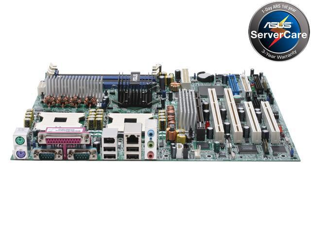 ASUS NCCH-DL ATX Server Motherboard Dual 603/604 Intel 875P