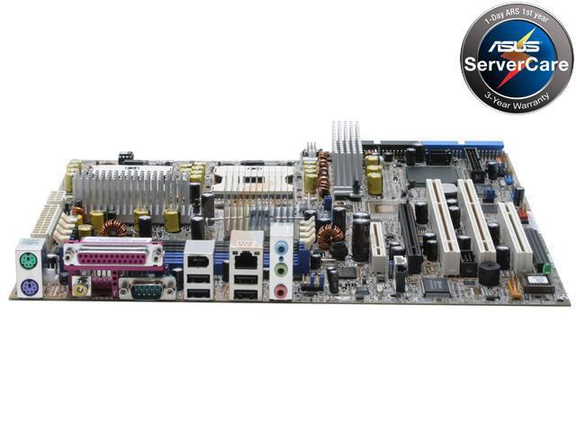 ASUS NCT-D ATX Server Motherboard Dual 603/604 Intel E7525 DDR2 400