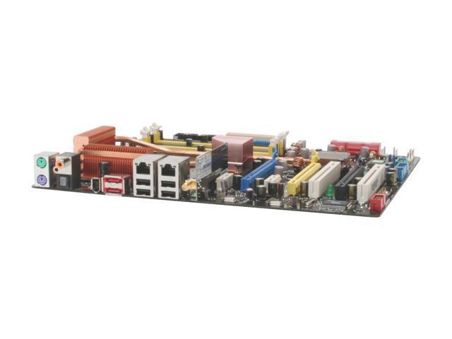 ASUS P5N32-SLI Premium/WiFi-AP LGA 775 NVIDIA nForce 590 SLI ATX Intel Motherboard