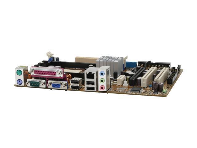 ASUS K8V-VM 754 VIA K8M890 Micro ATX AMD Motherboard