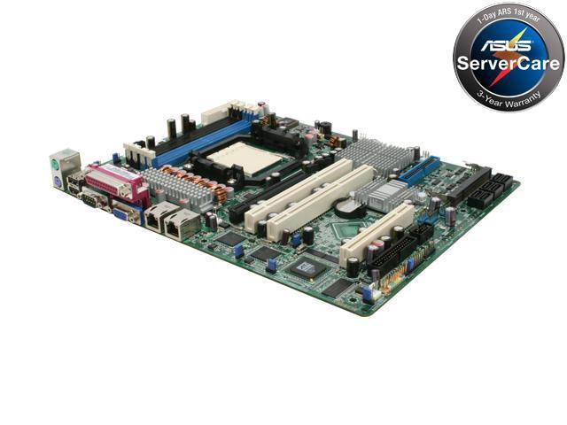 ASUS M2N-LR ATX Server Motherboard Socket AM2 NVIDIA nForce Professional 3600 DDR2 800