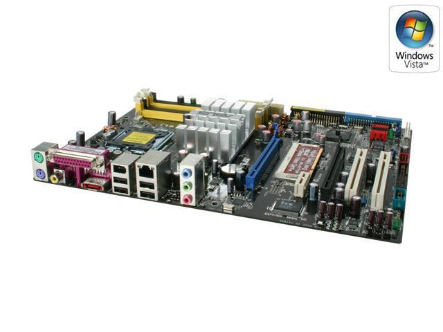 ASUS P5N-E SLI LGA 775 NVIDIA nForce 650i SLI ATX Intel Motherboard