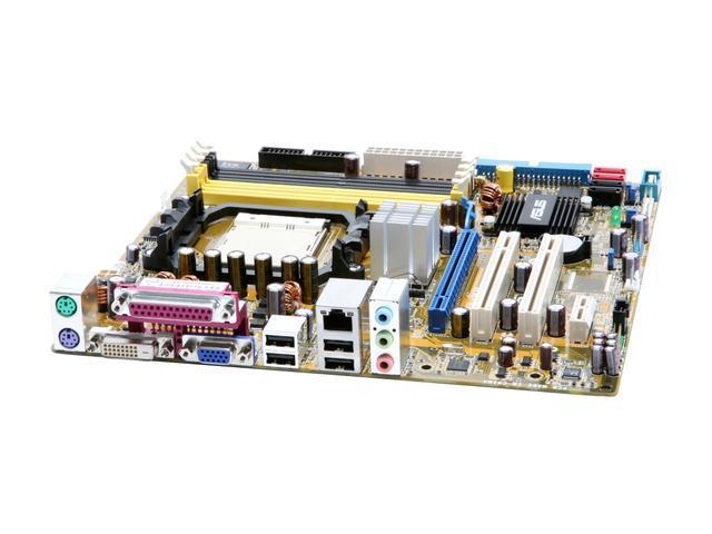 ASUS M2A-VM Micro ATX AMD Motherboard