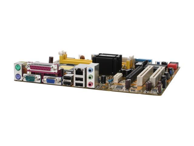 ASUS P5B-MX LGA 775 Intel 946GZ Micro ATX Intel Motherboard