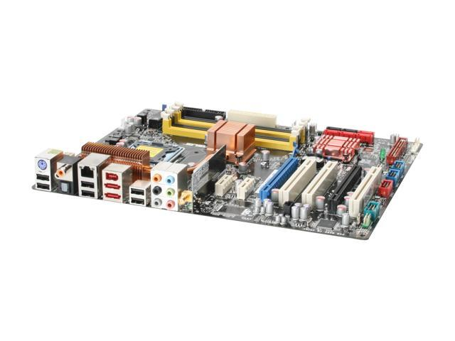 ASUS P5K-E/WIFI-AP LGA 775 Intel P35 ATX Intel Motherboard