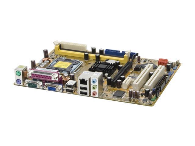 ASUS P5VD2-VM SE LGA 775 VIA P4M900 Micro ATX Intel Motherboard