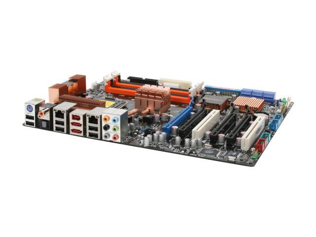 ASUS P5K64 WS ATX Intel Motherboard