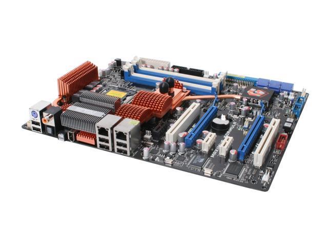 ASUS MAXIMUS FORMULA / SE <GREEN> LGA 775 Intel X38 ATX Intel Motherboard