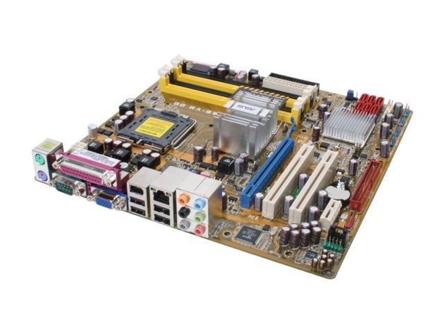 ASUS P5E-VM DO LGA 775 Intel Q35 Micro ATX Intel Motherboard