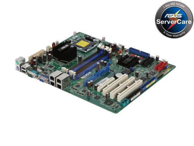 ASUS P5BV-C/4L ATX Server Motherboard