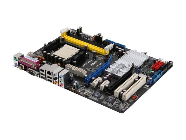 ASUS M2N-SLI <GREEN> AM2 NVIDIA nForce 560 SLI MCP ATX AMD Motherboard