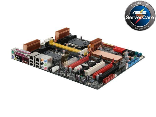 ASUS L1N64-SLI WS/B SSI CEB Server Motherboard Dual 1207(F) NVIDIA nForce 680a SLI DDR2 667