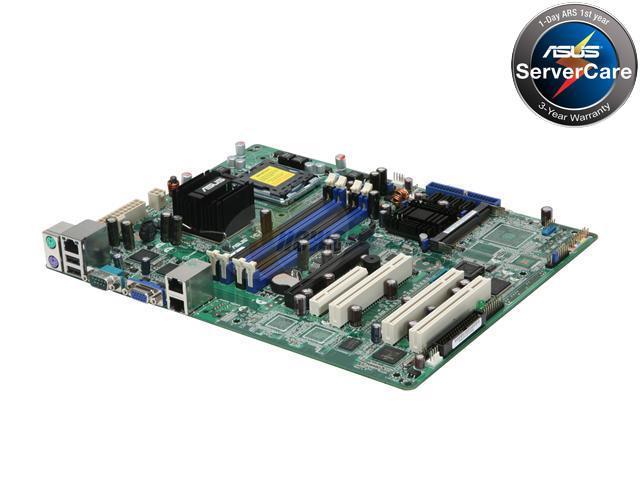 ASUS P5BV-E ATX Server Motherboard