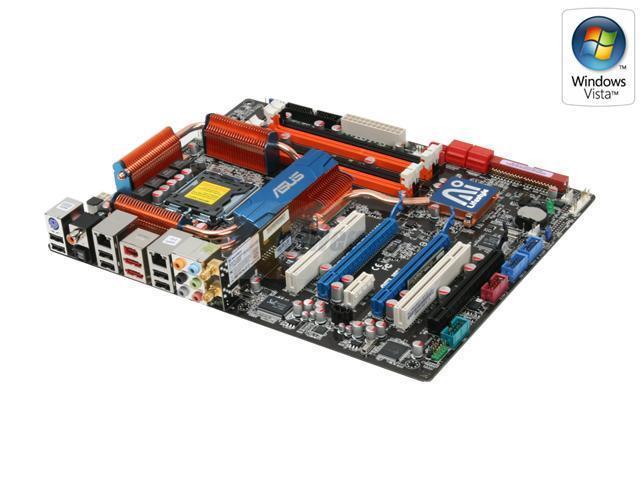 ASUS P5E3 PREMIUM/WIFI-AP @n ATX Intel Motherboard