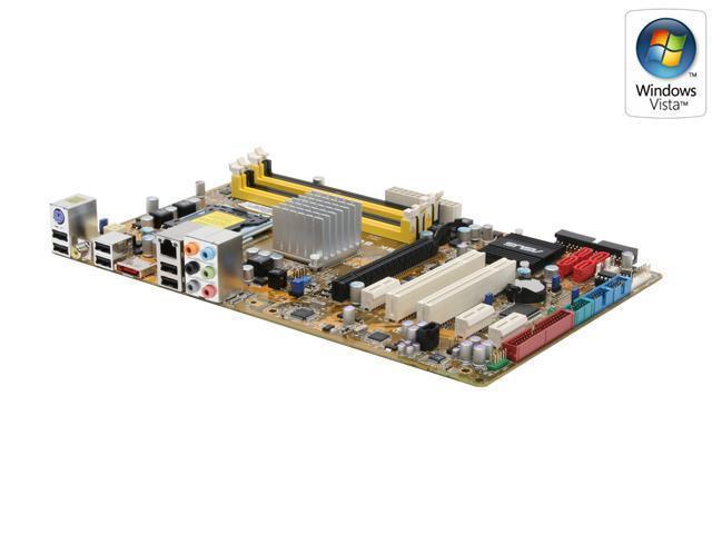 ASUS P5K SE EPU LGA 775 Intel P35 ATX Intel Motherboard