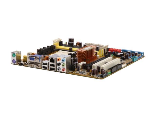 ASUS M3N78-EMH HDMI AM2+/AM2 NVIDIA GeForce 8200 HDMI Micro ATX AMD Motherboard