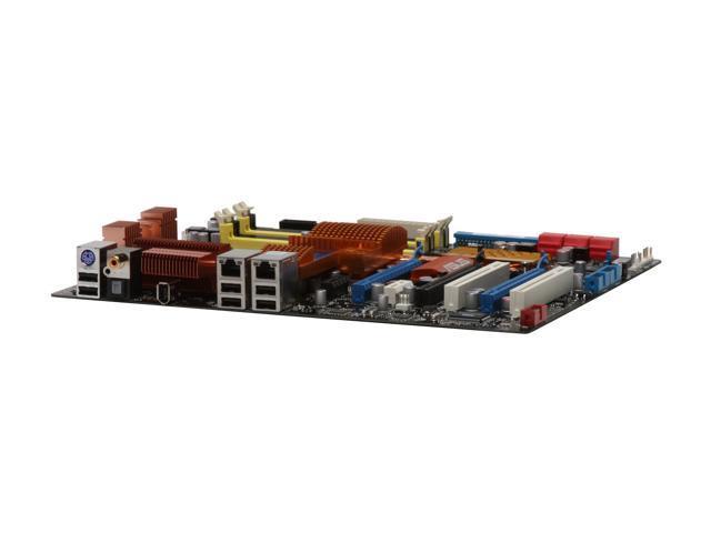 ASUS P5N72-T Premium ATX Intel Motherboard