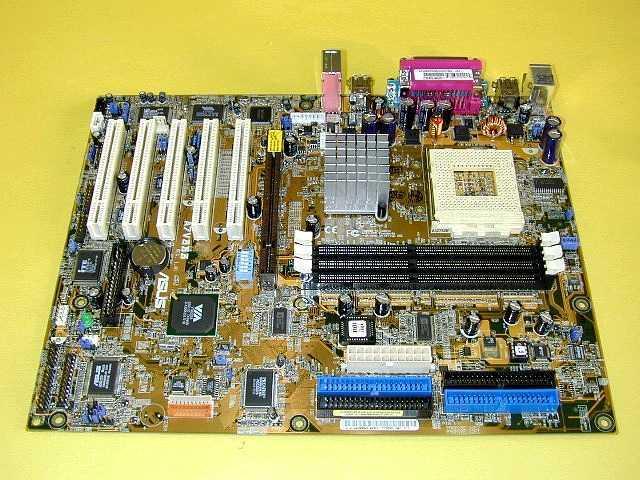 ASUS A7V333WR 462(A) VIA KT333 ATX AMD Motherboard