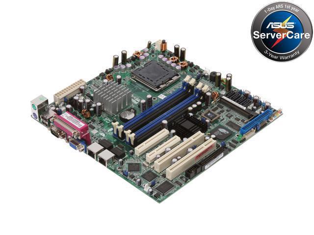ASUS P5MT-M/UATX Micro ATX Server Motherboard