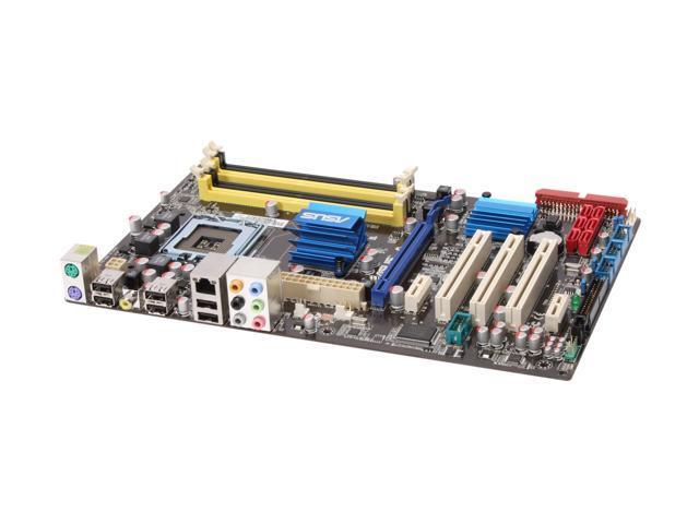 ASUS P5QL PRO LGA 775 Intel P43 ATX Intel Motherboard