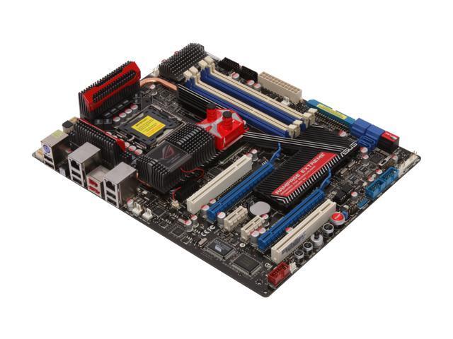 ASUS Rampage Extreme ATX Intel Motherboard
